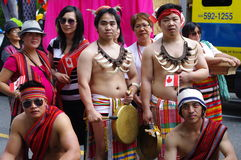 Multicultural Canada Day celebrations Royalty Free Stock Photos
