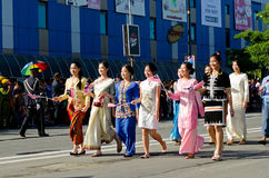 Multicultural Malaysian Participant Independence Day Stock Photos