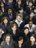 Multiethnic Business People Stock Image
