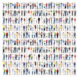 Multiethnic Casual People Togetherness Celebration Arms Raised C Royalty Free Stock Photos