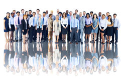 Multiethnic Group of Business People  Royalty Free Stock Photography