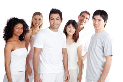 Multiethnic Group of People Royalty Free Stock Photography