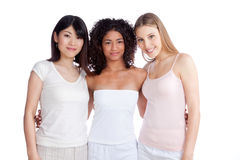 Multiethnic Group of Woman Stock Photos