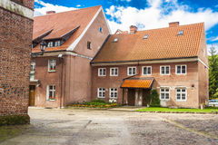 Multifamily house - Reszel, Poland. Stock Photography