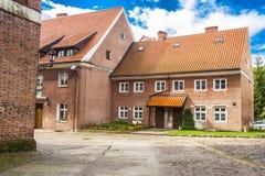 Multifamily House - Reszel, Poland. Stock Photography