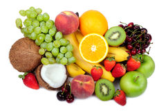 Multifruit Royalty-vrije Stock Afbeelding