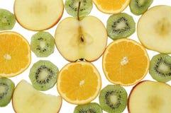Multifruit background Royalty Free Stock Image