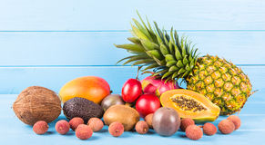 Multifruit Royalty Free Stock Images