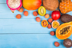 Multifruit Royalty Free Stock Photography