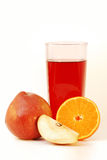 Multifruit juice Stock Photography