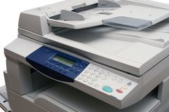 Multifunction printer Royalty Free Stock Images