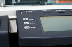 Multifunction printer in office Stock Photos