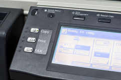 Multifunction printer in office Stock Images