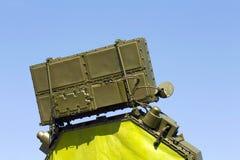 Multifunction radar unit Royalty Free Stock Photos