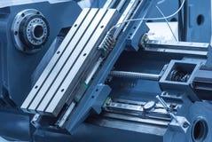 Multifunctional metal working Stock Photo