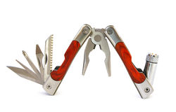 Multifunctional tool Stock Photo