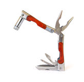 Multifunctional tool isolated Stock Photo