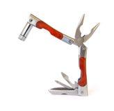 Multifunctional Tool Isolated Stock Photo