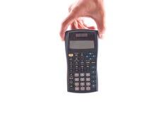 Multifunctionele Calculator Stock Afbeeldingen