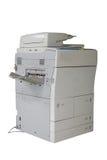 Multifunctionele geïsoleerde printer Royalty-vrije Stock Afbeelding