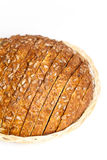 multigrain面包大面包  免版税库存照片