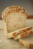 Multigrain bread Royalty Free Stock Photo