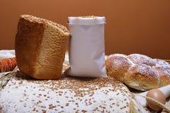 Multigrain bread Royalty Free Stock Photos
