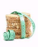 Multigrain bread Stock Photo