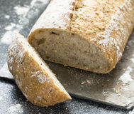 Multigrain Brot Lizenzfreies Stockbild
