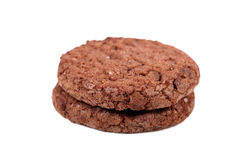 Multigrain cookies Royalty Free Stock Images