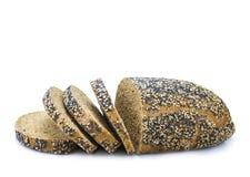 Multigrain czarny chleb Zdjęcie Stock