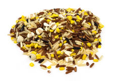 Multigrain Rice Stock Photo