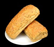 Multigrain rolls Stock Photography
