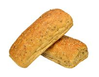 Multigrain rolls Stock Photos