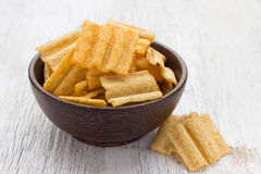 Multigrain snacks Stock Image
