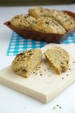 Multigrain Wholemeal Bread Stock Image