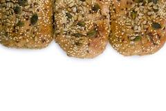 Multigrain Wholemeal Bread Stock Photos