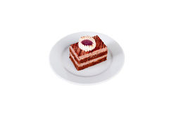 Multilayer cake Stock Photo