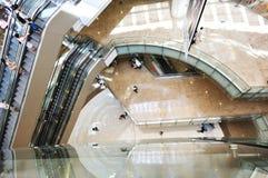 Multilevel shoppingmall Royalty Free Stock Photography