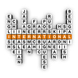 Multilingual concept Stock Images