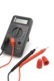 Multimètre électronique Photographie stock libre de droits