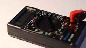 Multimètre de Digital Electonics clips vidéos