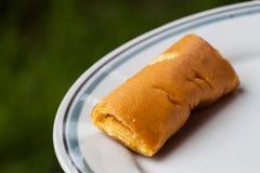 Multimalt rolka lub chlebowa rolka Obrazy Stock