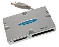 Multimedia card readerd Stock Image