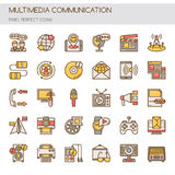 Multimedia and Communication Royalty Free Stock Photo