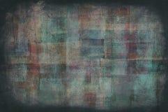 Multimedia extrahieren Grungy Hintergrund lizenzfreie stockfotos