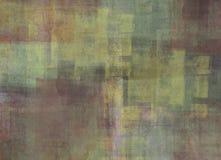 Multimedia extrahieren Grungy Hintergrund stockbild
