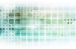 Multimedia modernos stock de ilustración