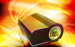 Multimedia Projector Stock Photos