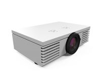 Multimedia Projector Royalty Free Stock Photo